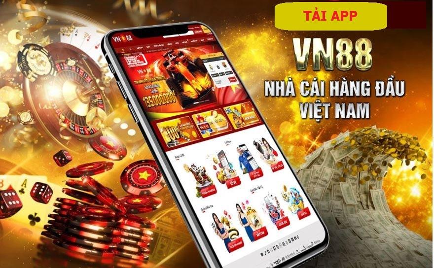 Hướng dẫn cách tải ứng đụng vn88 app