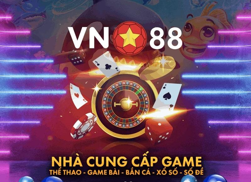 Vn88 nhà cái cá cược hàng đầu Châu Á