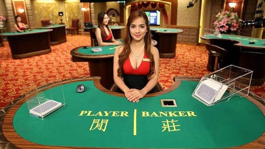 Game bài casino trực tuyến vn88 Baccarat
