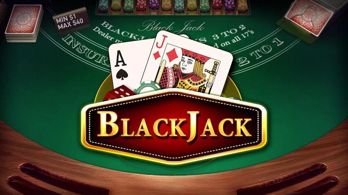 Game bài casino Black Jack tại vn88