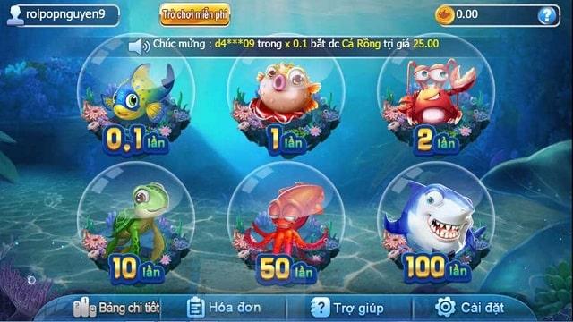 Hướng dẫn cách chơi bắn cá ăn xu vn88
