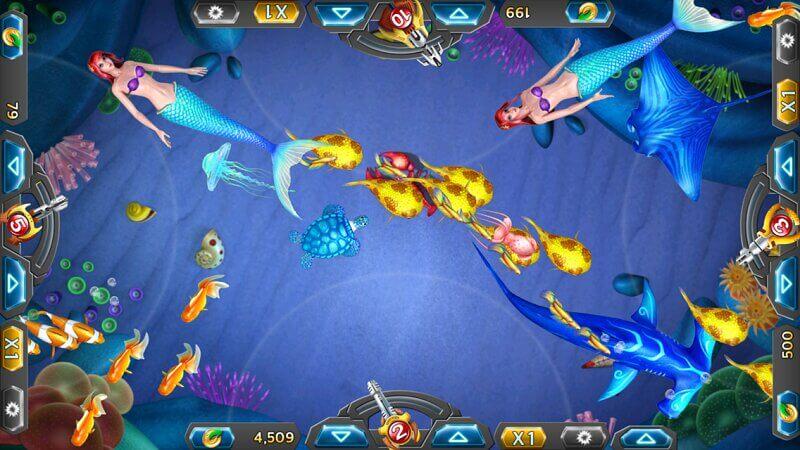 Bắn cá ăn xu vn88 mới nhất 2021 mẹo chơi kiếm xu siêu đỉnh