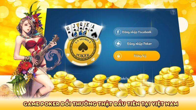Game poker đổi thưởng online tại vn88 game bài uy tín 100%