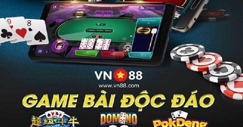 Vn88 poker app ứng dụng chơi game miễn phí tốt nhất cho android và ios