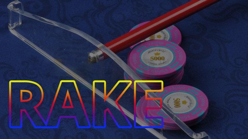 Rake có ảnh hướng tới người thua bài poker hay không?