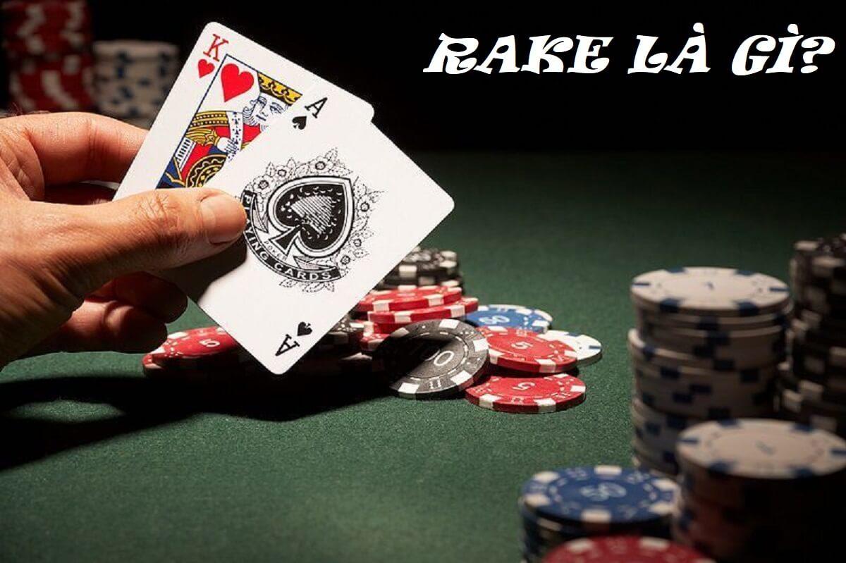 Vậy rake là gì? Tầm quan trọng trong mỗi ván bài poker như thế nào?