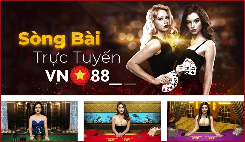 Giới thiệu một vài thông tin về Vn88 casino trực tuyến