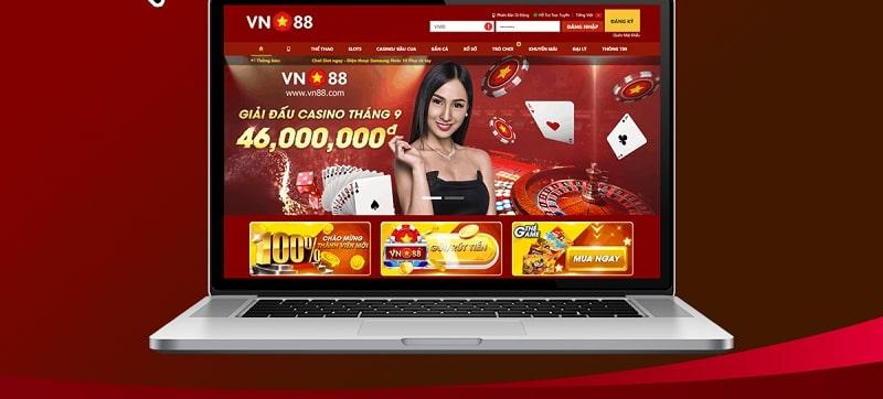 Vn88 hỗ trợ người chơi rút tiền tiện lợi thông qua nhiều hình thức